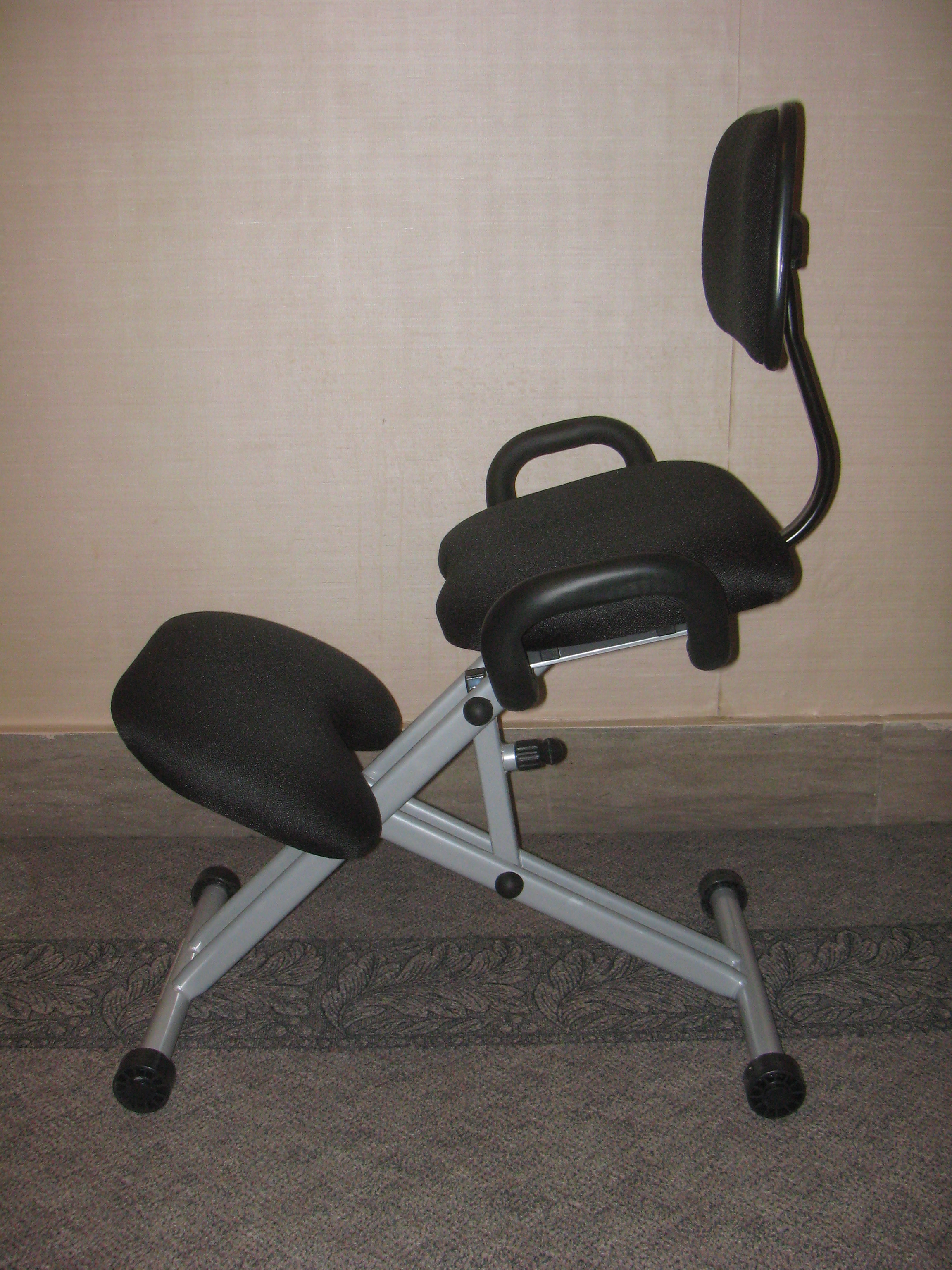 kneeling chair wikiwand