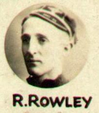 Dick Rowley Footballer