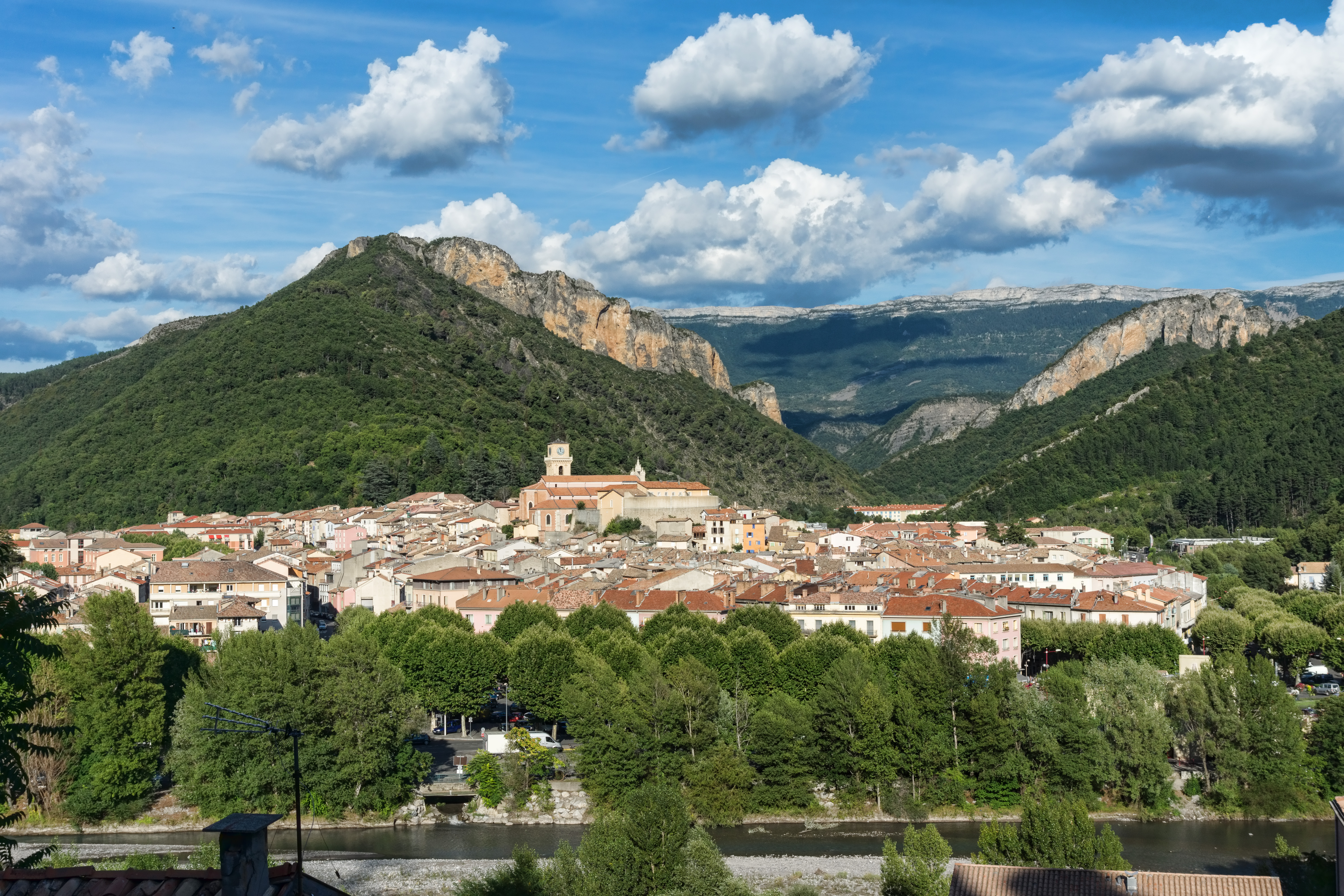Digne-les-Bains - Wikiwand