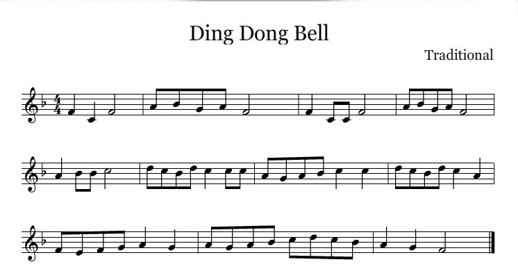Ding Dong Bell - Wikipedia