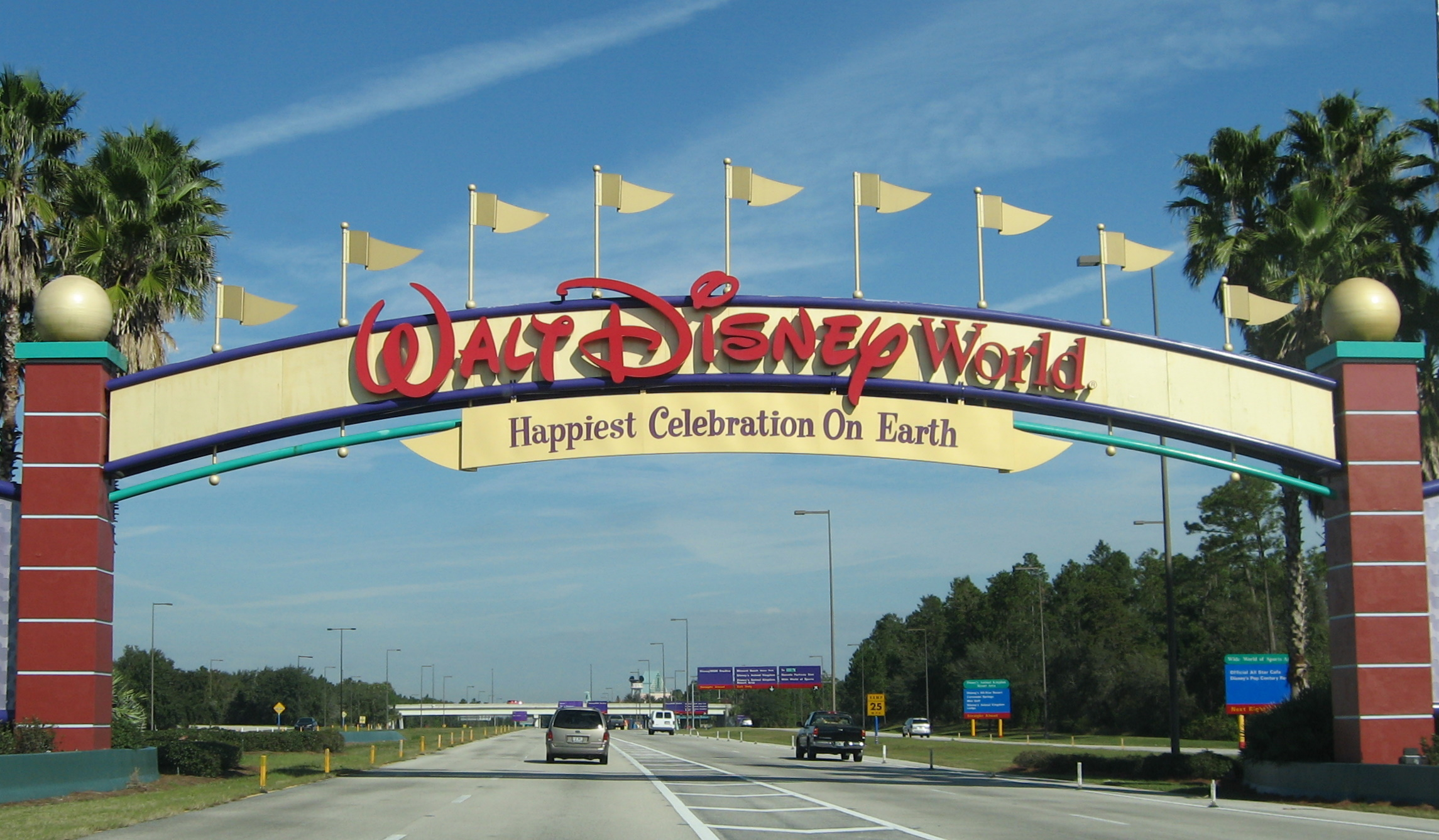 Disney World Adds Parking Charge for Hotel Guests