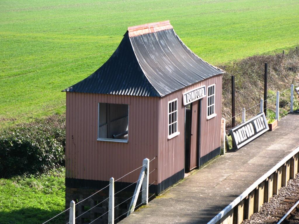 GWR pagoda platform shelter Wikipedia