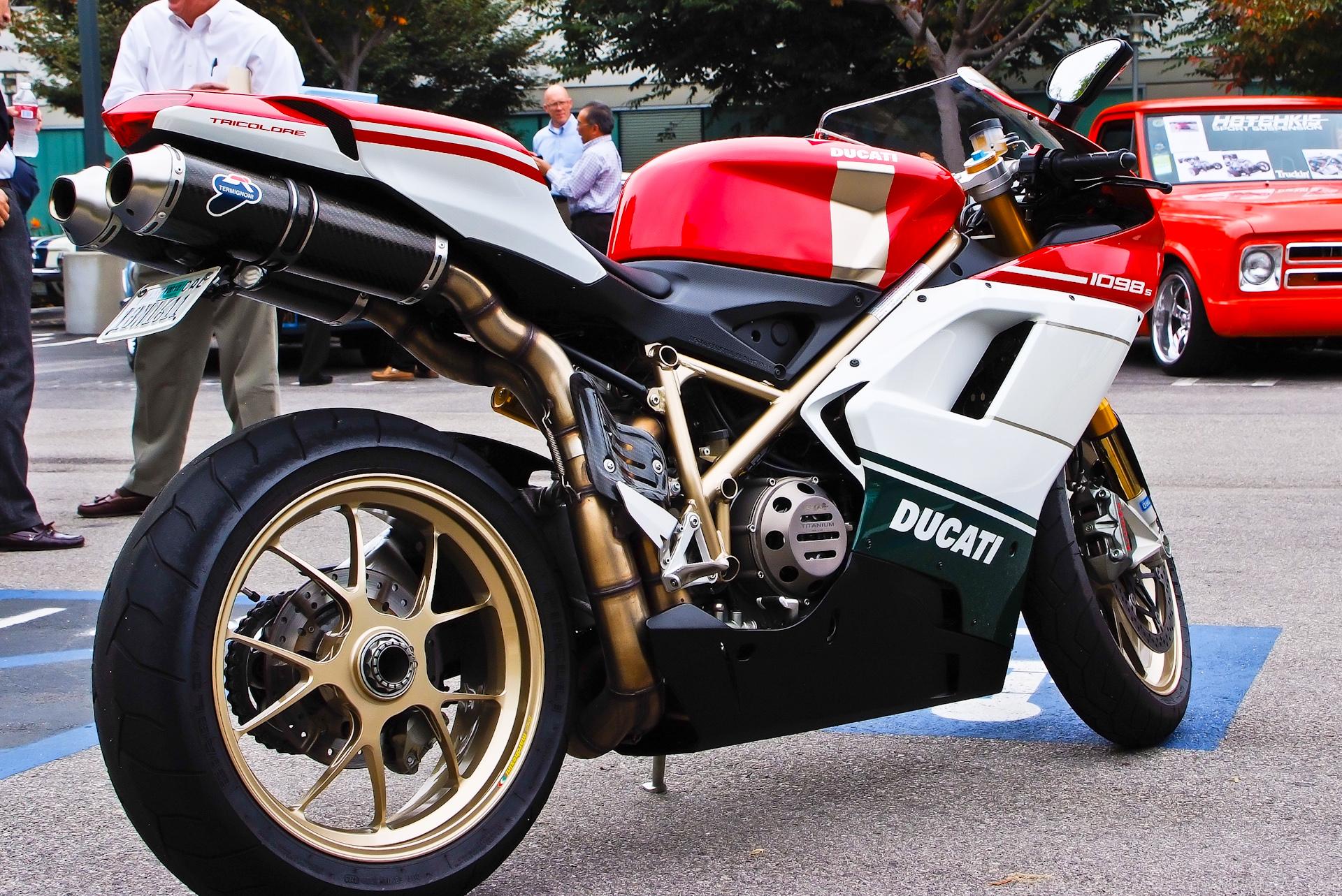 Ducati  Tricolore