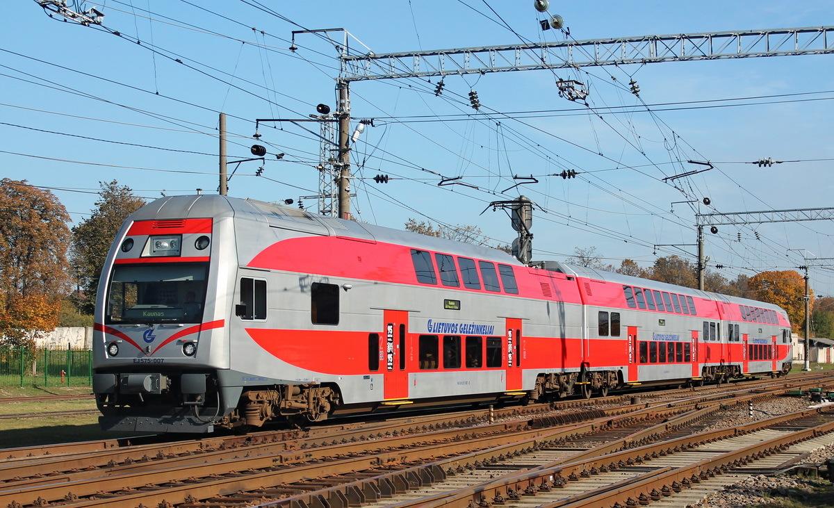 Литовські залізниці — Вікіпедія