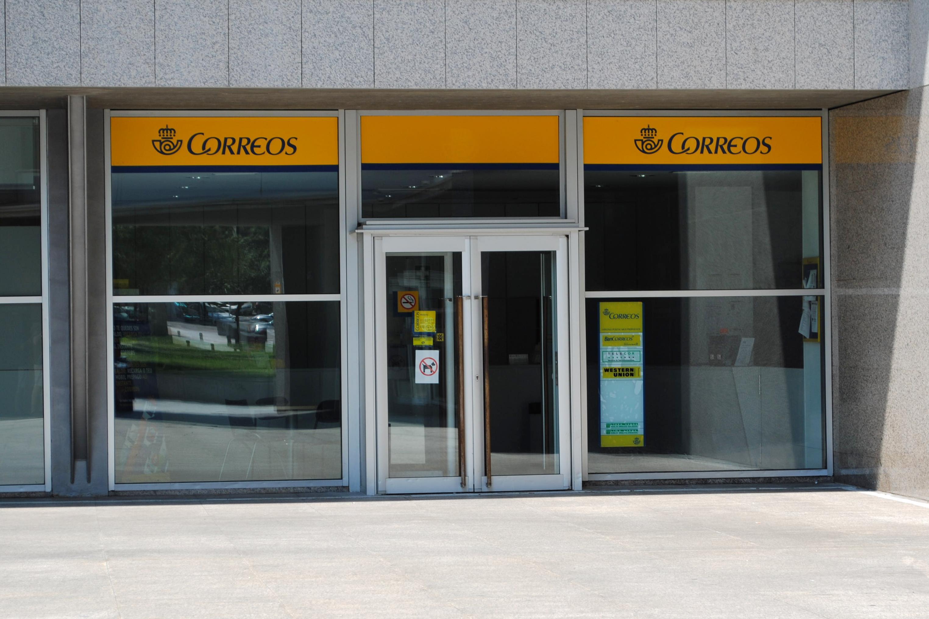 File edificio da xunta de galicia vigo correos jpg for Oficina de correos vigo