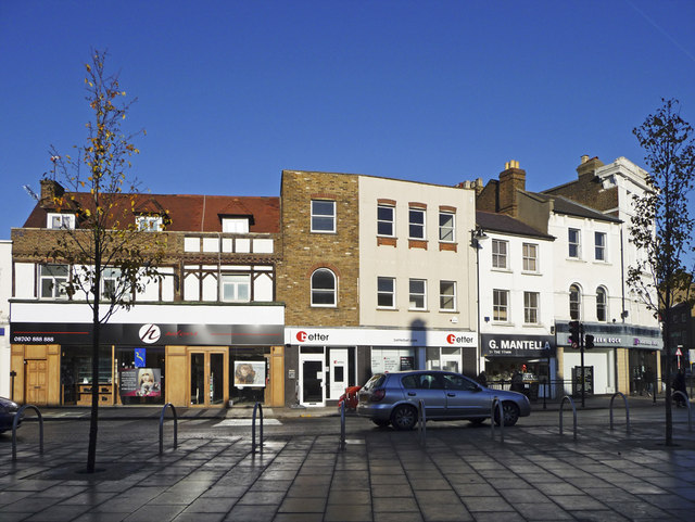 Enfield Town Centre Enfield Town Centre