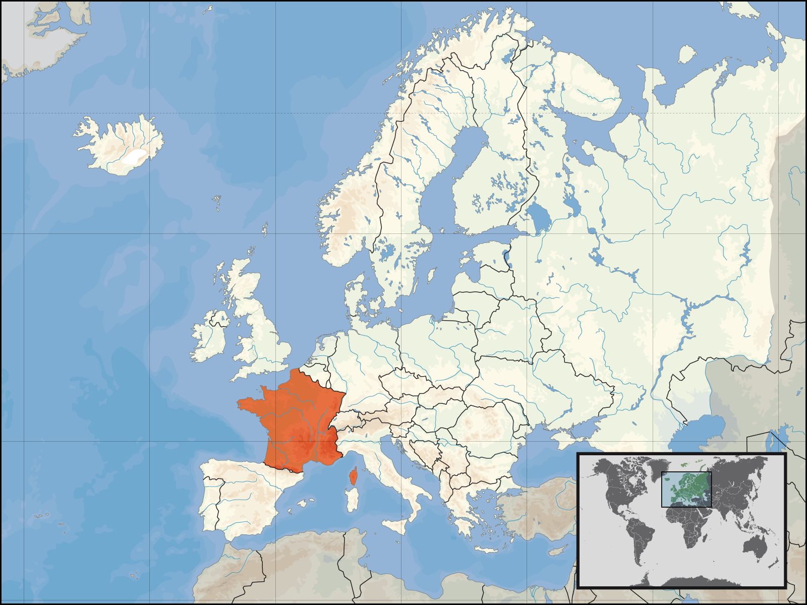 Fransk elv kryssord