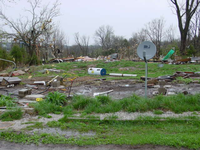 Description F1 tornado mobile home damage jpgF1 Tornado Damage