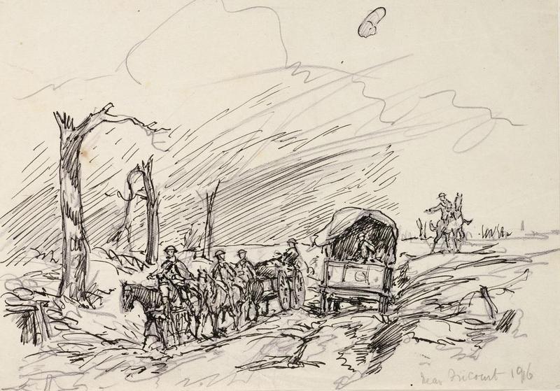 https://upload.wikimedia.org/wikipedia/commons/8/8f/First_World_War_Sketchbook_Volume_1_-_Near_Fricourt_1916_Art.IWMART16707A26f.jpg