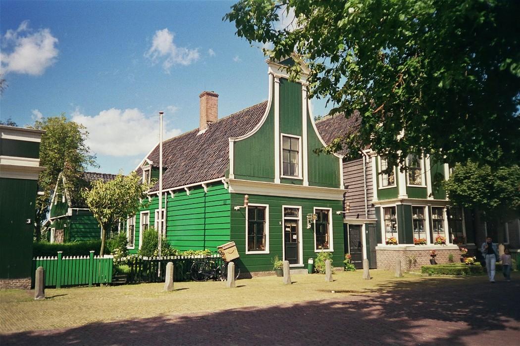 Het Kruideniersmuseum De Eerste Winkel Van Albert Heijn In