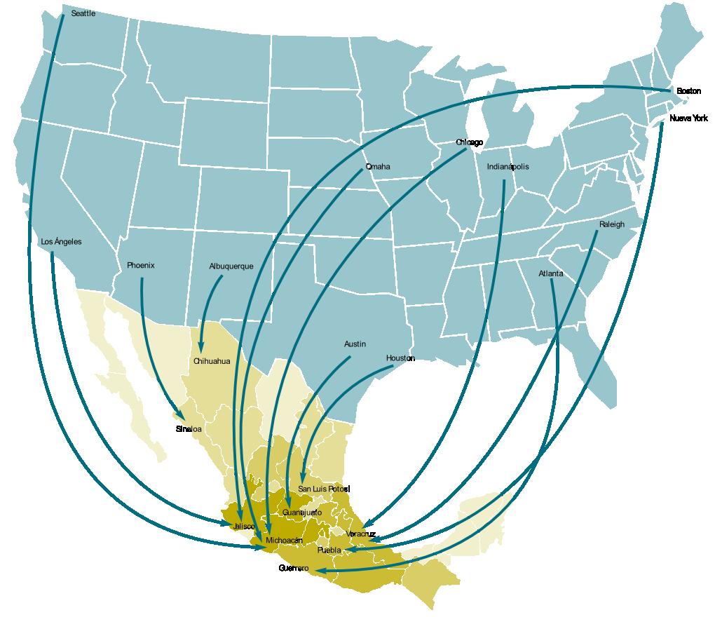 File:Flujo de Remesas Entre México y Estados Unidos (2006-2007).png