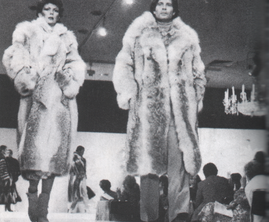 history of fur in fashion