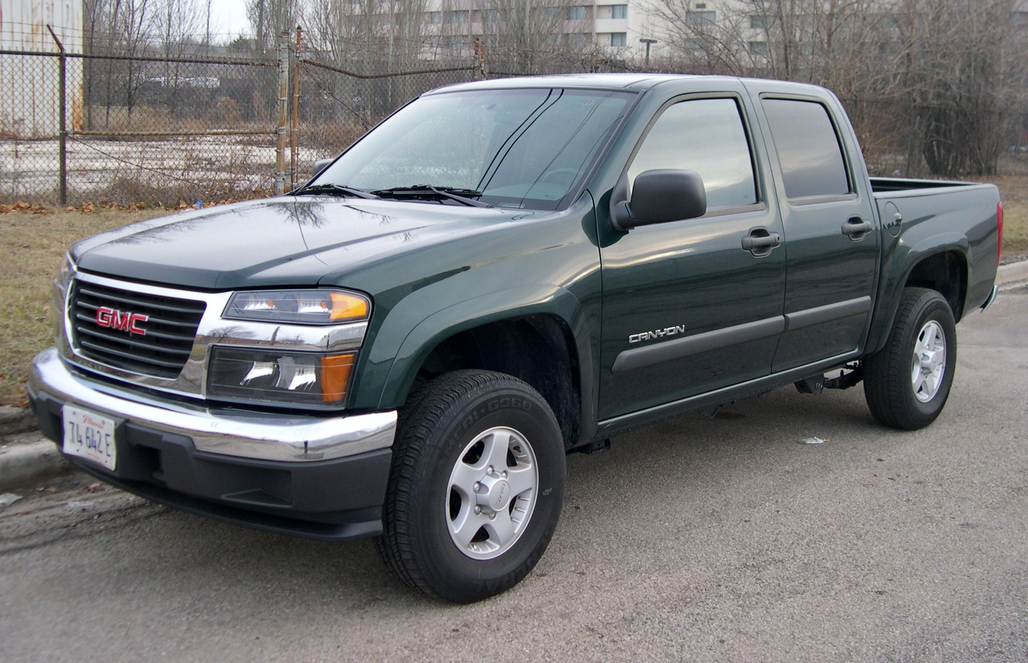 canyon k looks more gmc and with for n chevy power kn blog blackhawk colorado kit hot