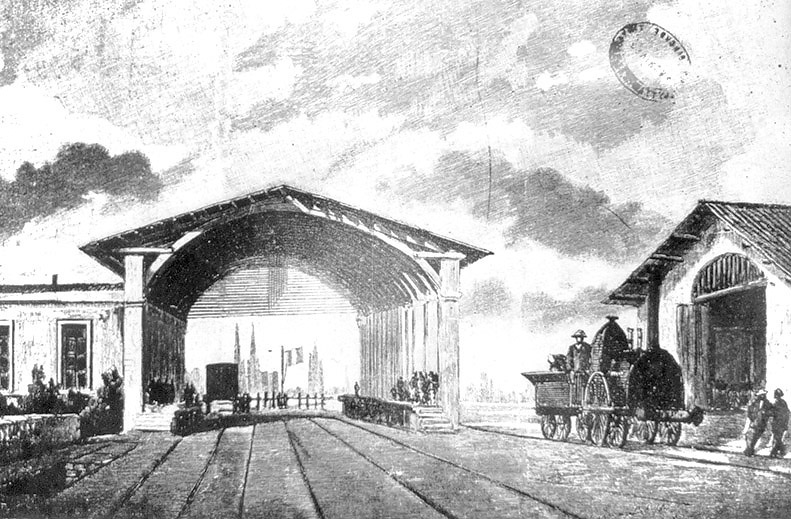 bordeaux station