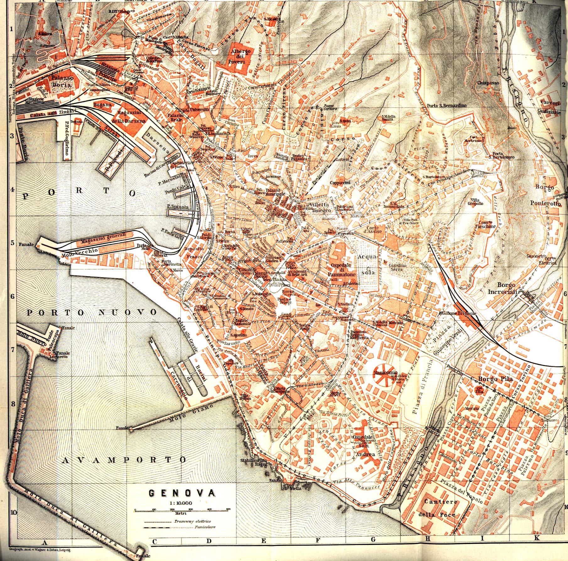 FileGenova Italy Jpg Wikimedia Commons - Italy map genoa