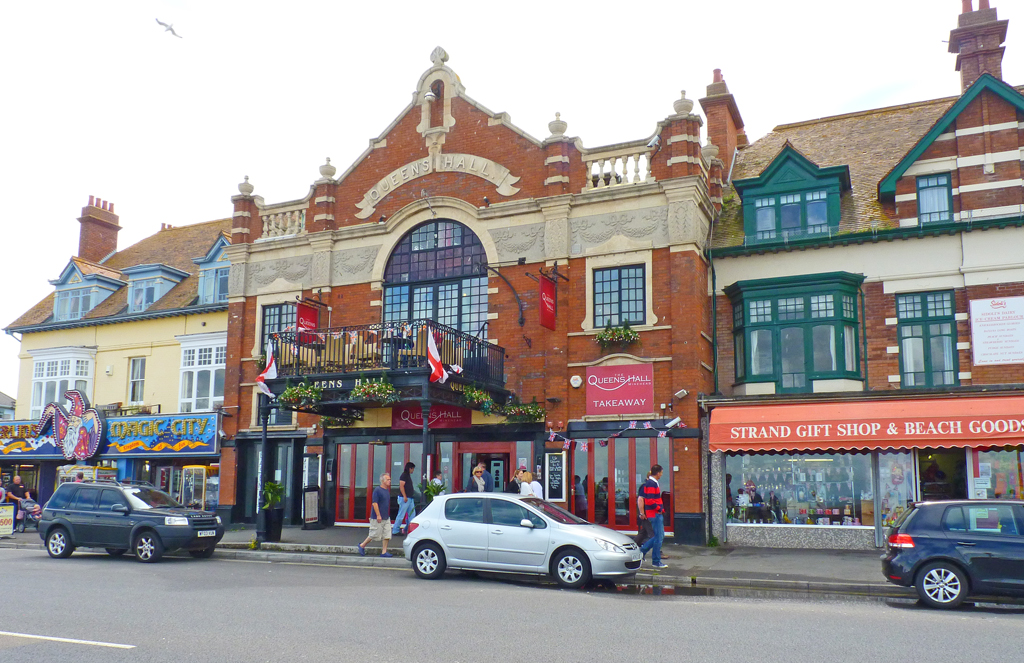 The Queens Hall Minehead Wikipedia
