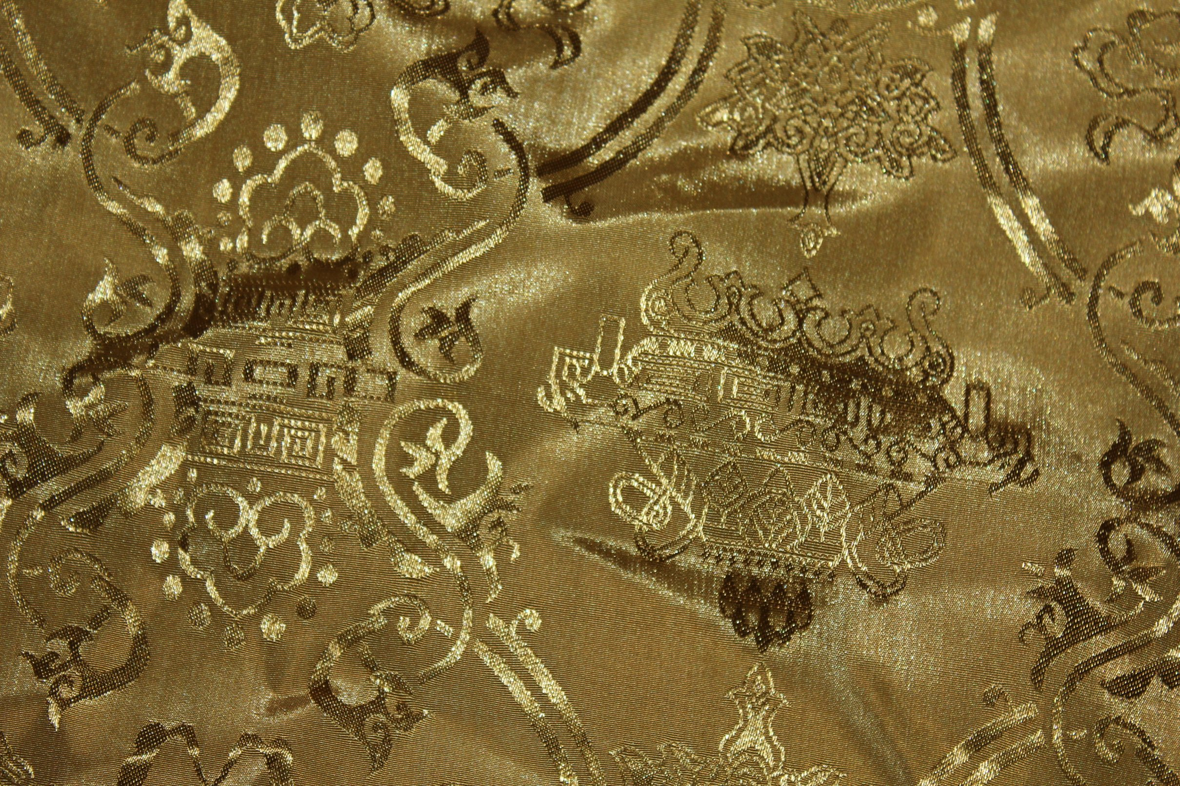 FileGfp Golden Chinese Fabric Texture