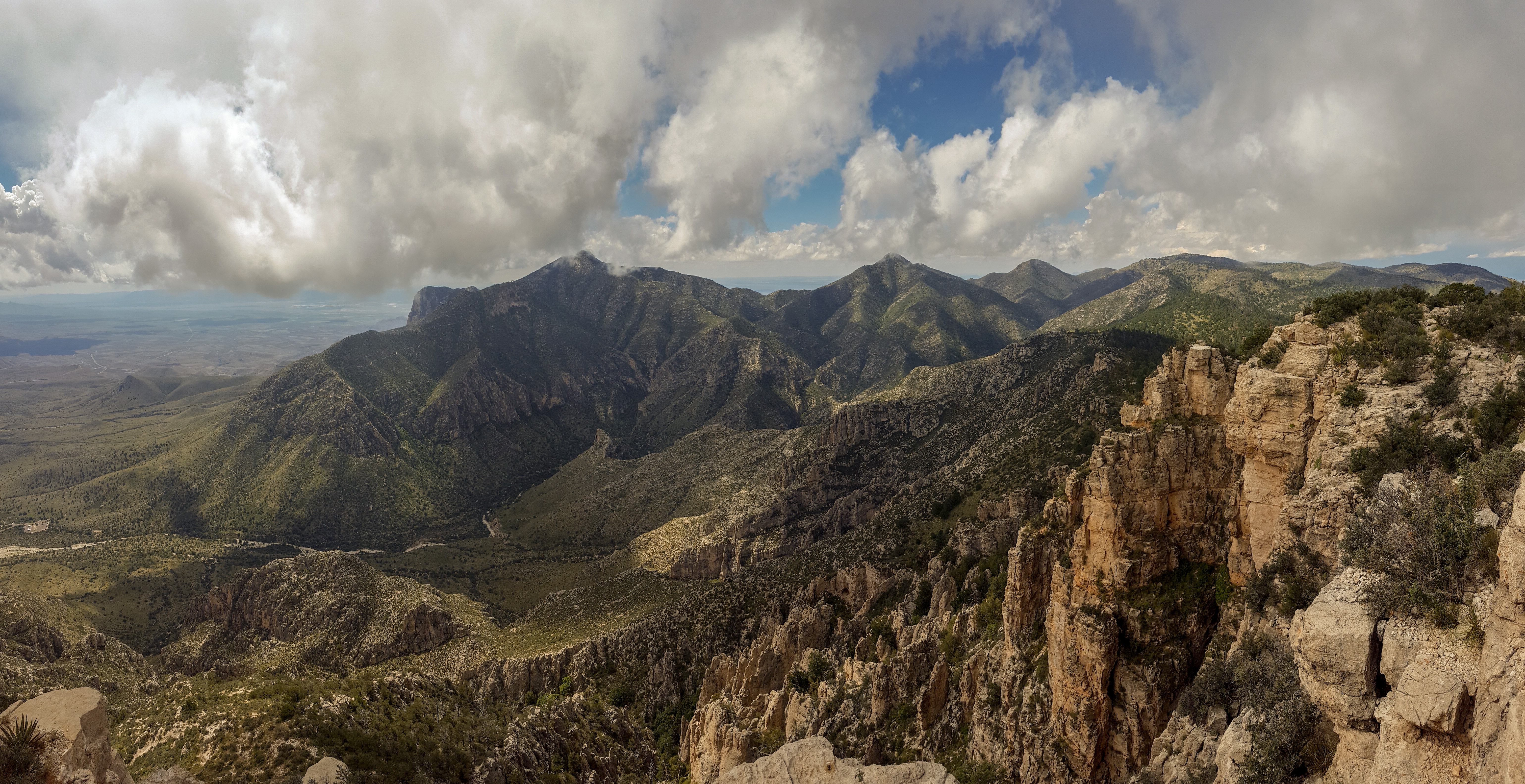 Guadalupe Mountains National Park - Wikipedia