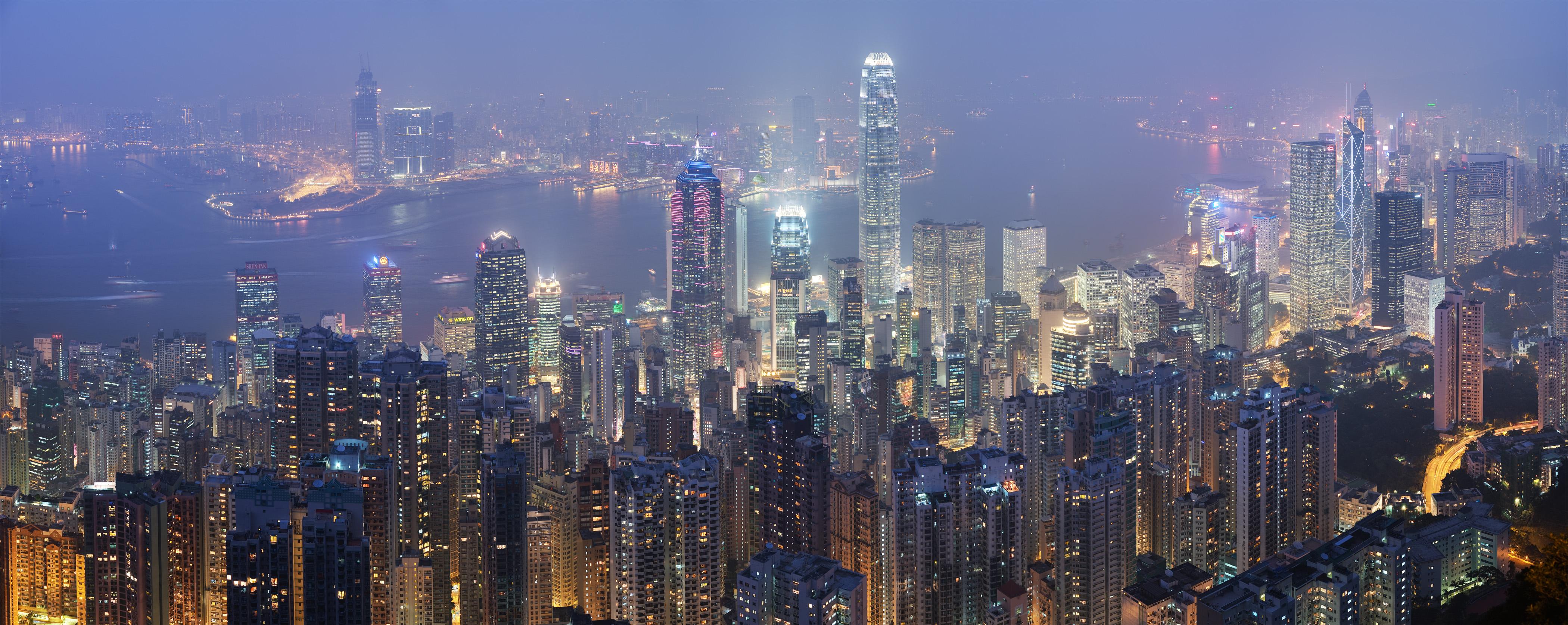 Hongkong Fotos - Hongkong, China Reisefotos -