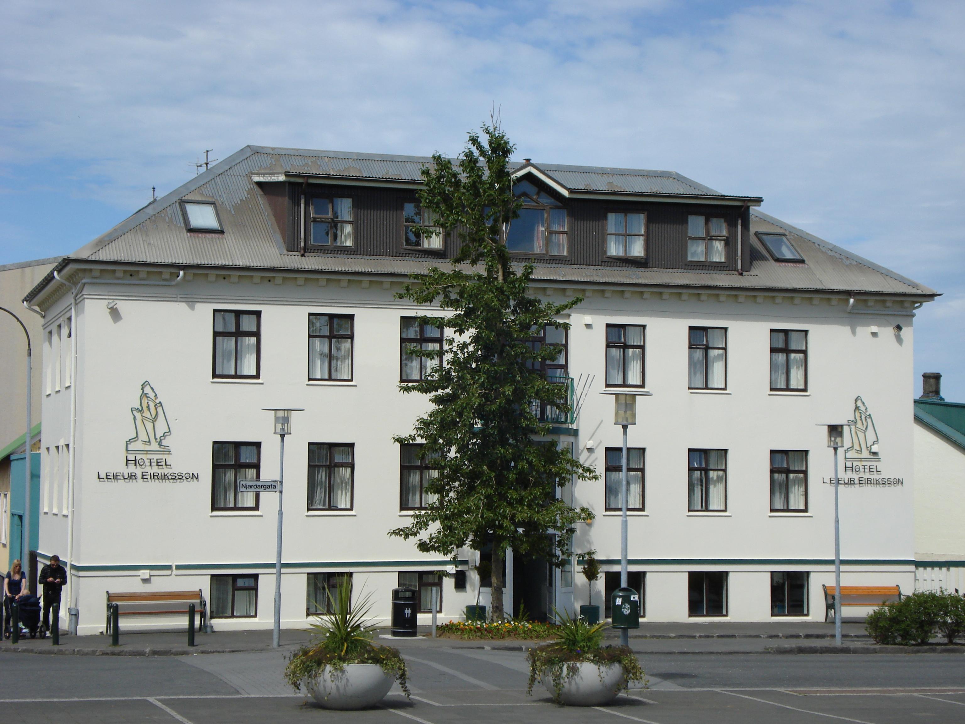 Reykjavik Hotel  Sterne
