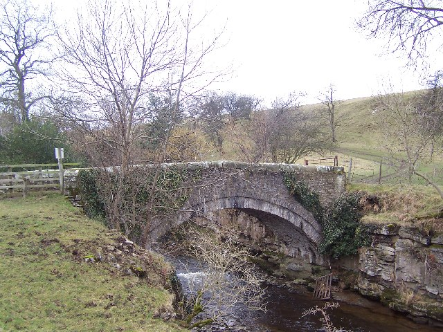 Hullo Bridge - geograph.org.uk - 126756