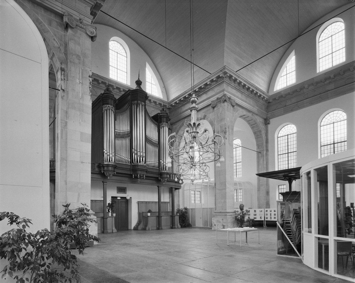file interieur naar het orgel amsterdam 20306336