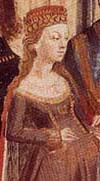 Isabelle, Philip's first wife IsabelladeHainault.jpg
