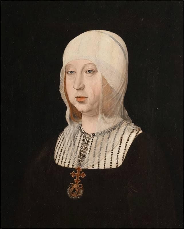 Königin Isabella I. von Kastilien