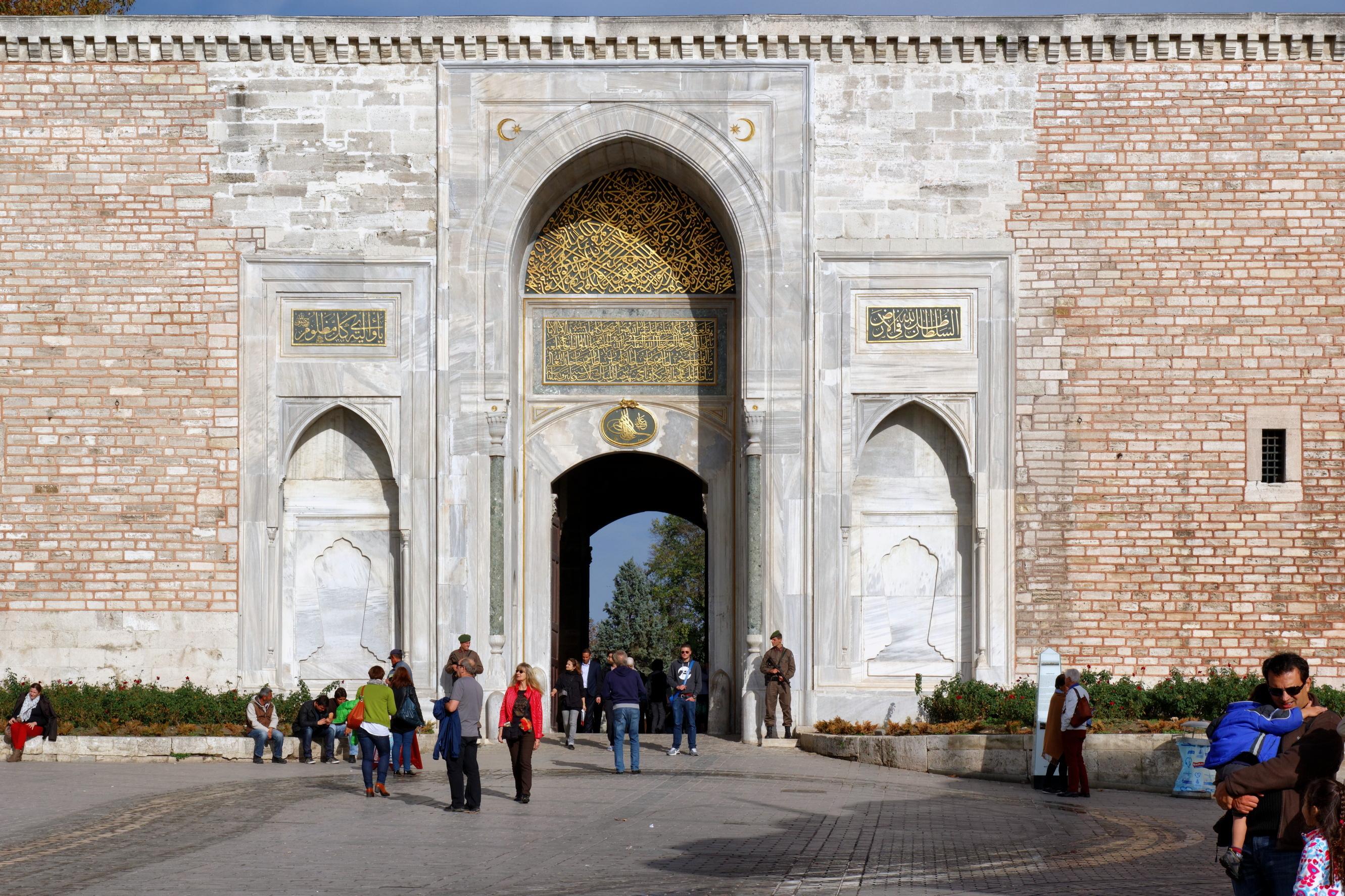 La Sublime Puerta, Estambul