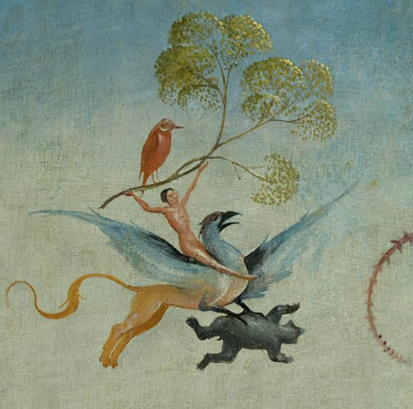 J. Bosch The Garden of Earthly Delights (detail 2)
