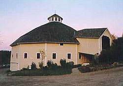 Joslin Farm building in Vermont, United States