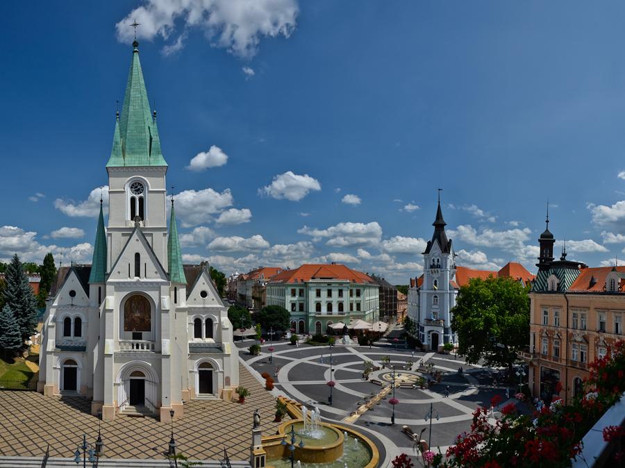 Kossuth tér (Kaposvár) – Wikipédia