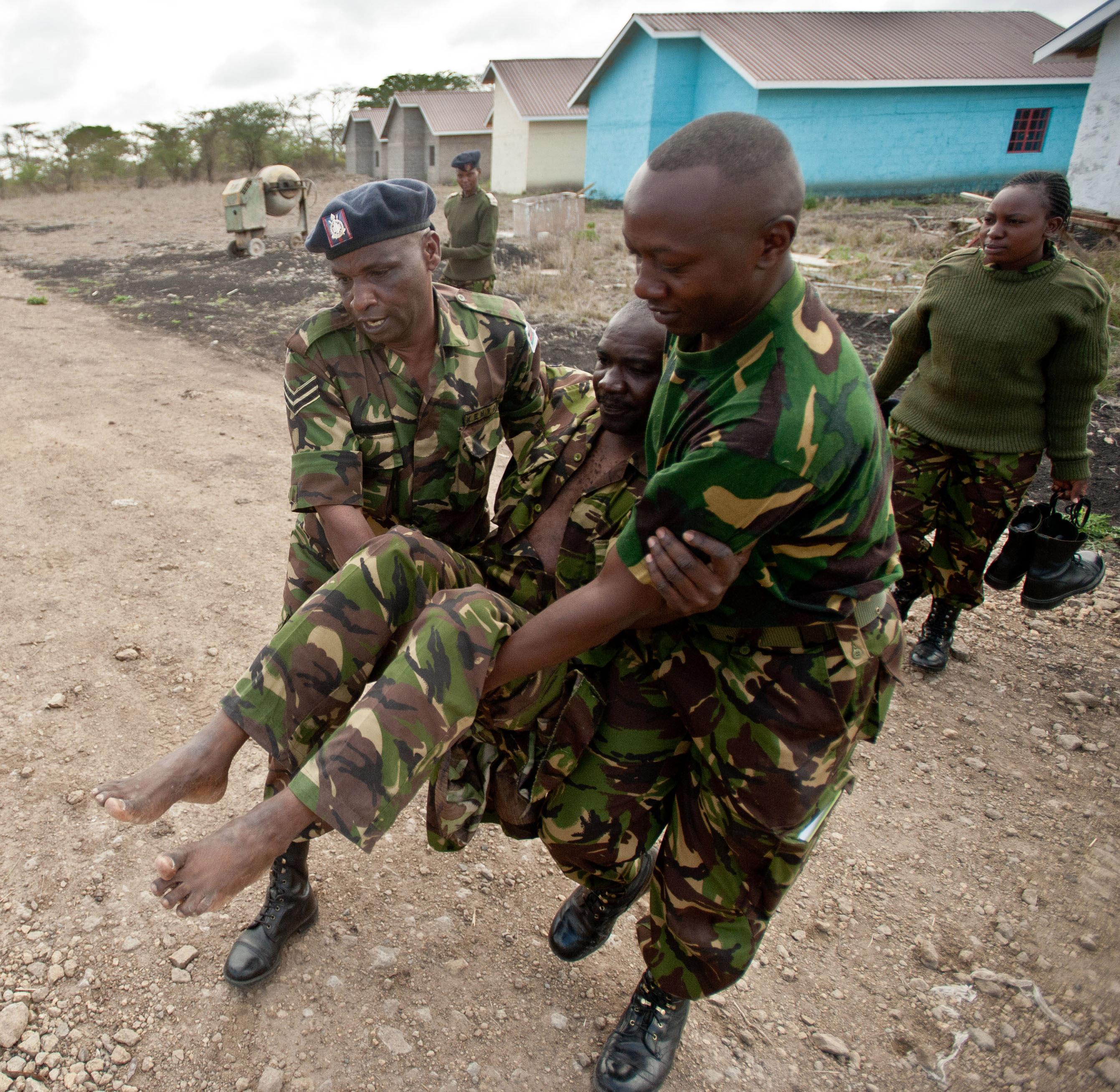 kenya defence forces tenders dating website
