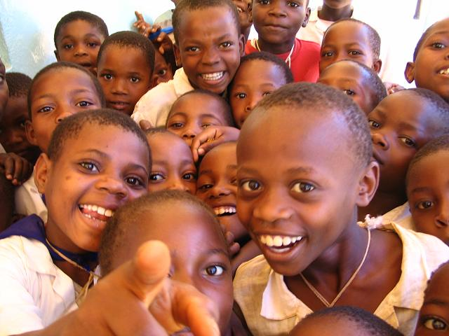 Kids tanzania