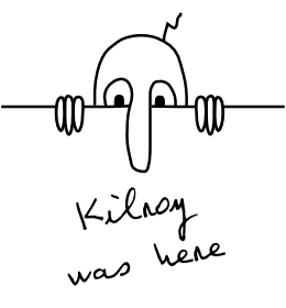 Kilroy was here.