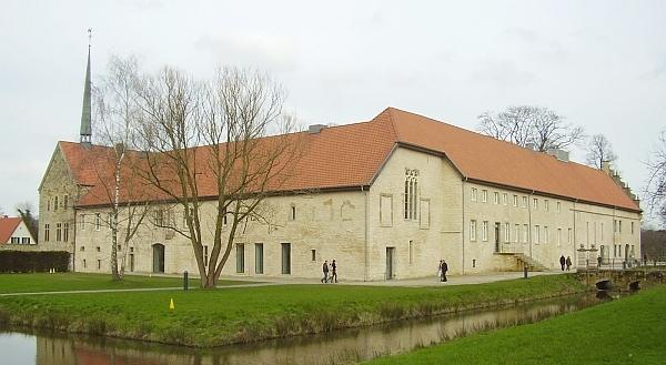 Kloster Gravenhorst Rueckseite