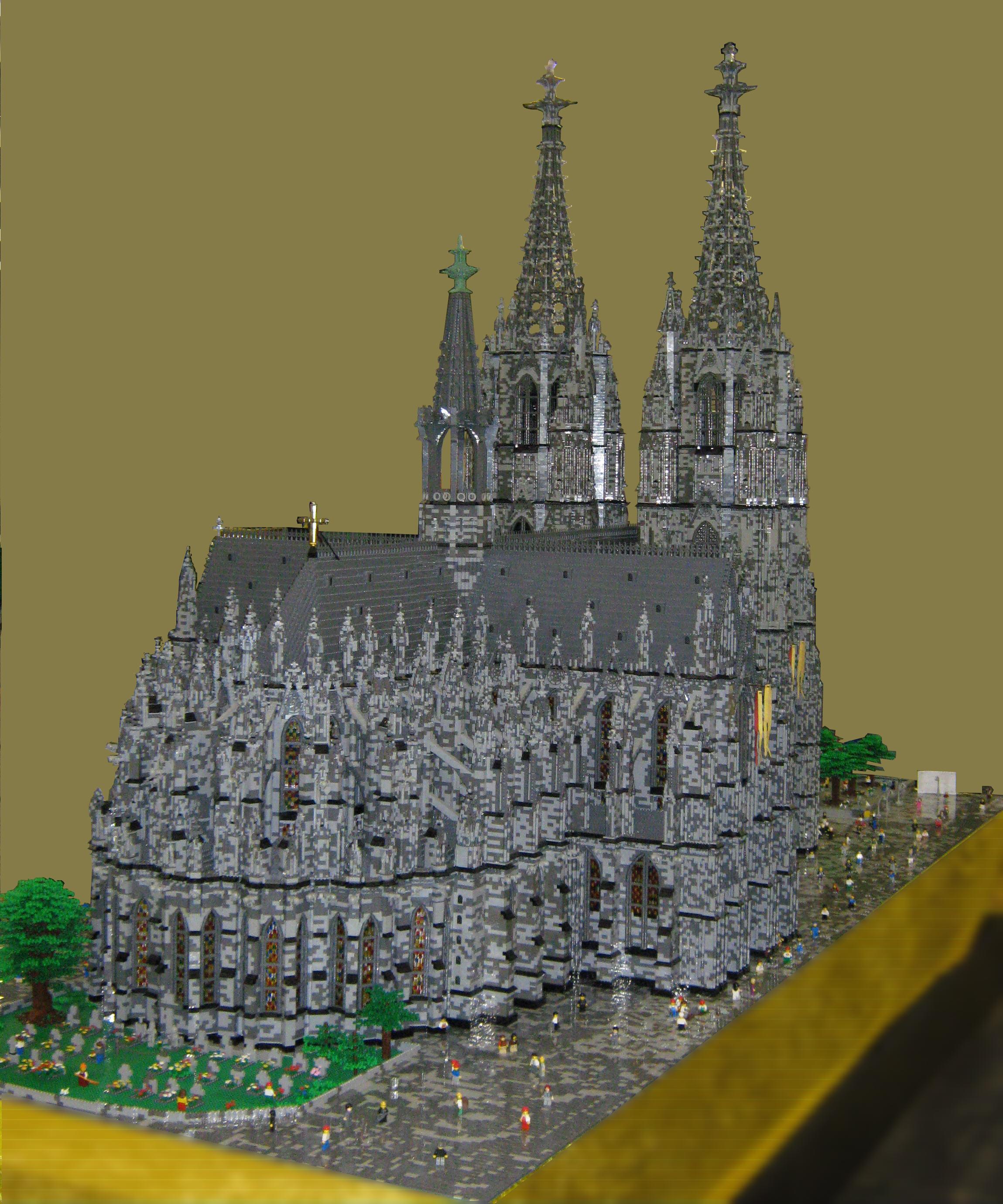 Datei Lego Kolner Dom 1 Jpg Wikipedia