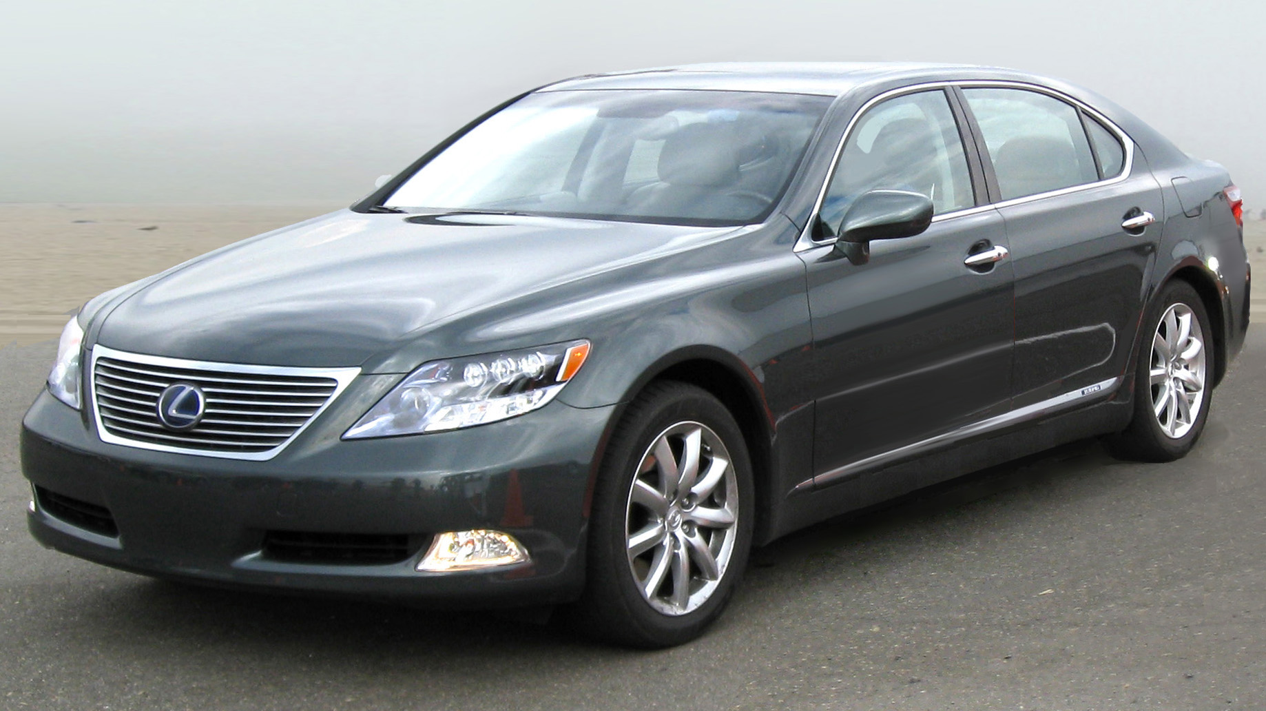 Lexus LS - Wikipedia, the free encyclopedials lolitas