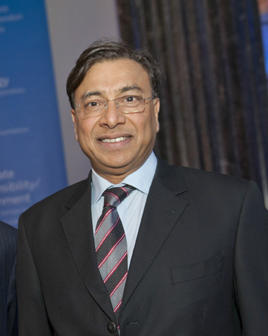 Lakshmi Mittal LM