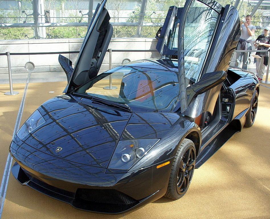 File Lamborghini Murcielago Lp640 Jpg Wikimedia Commons