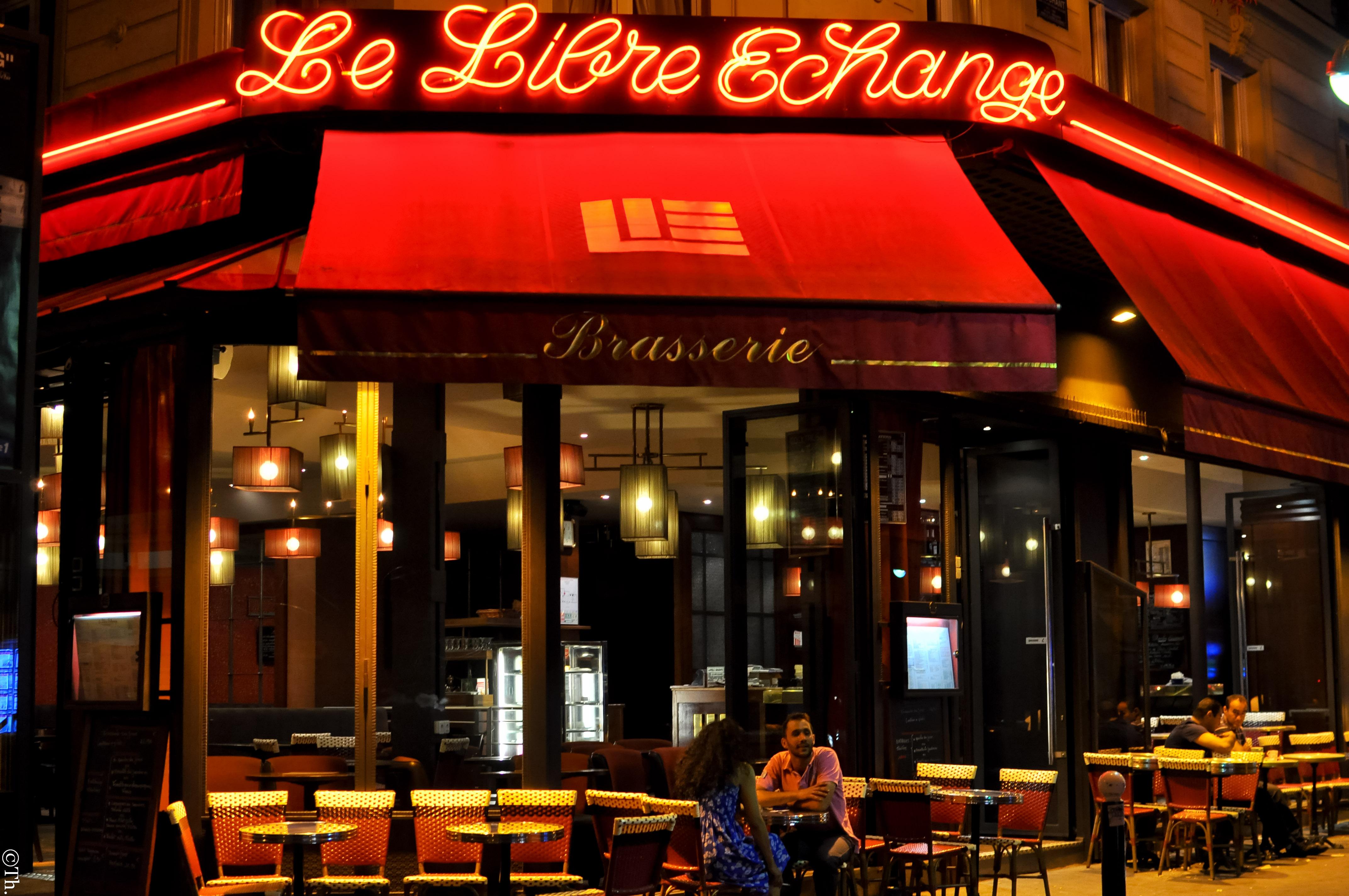 File le libre echange 127 avenue de clichy 75017 paris for Paris libre