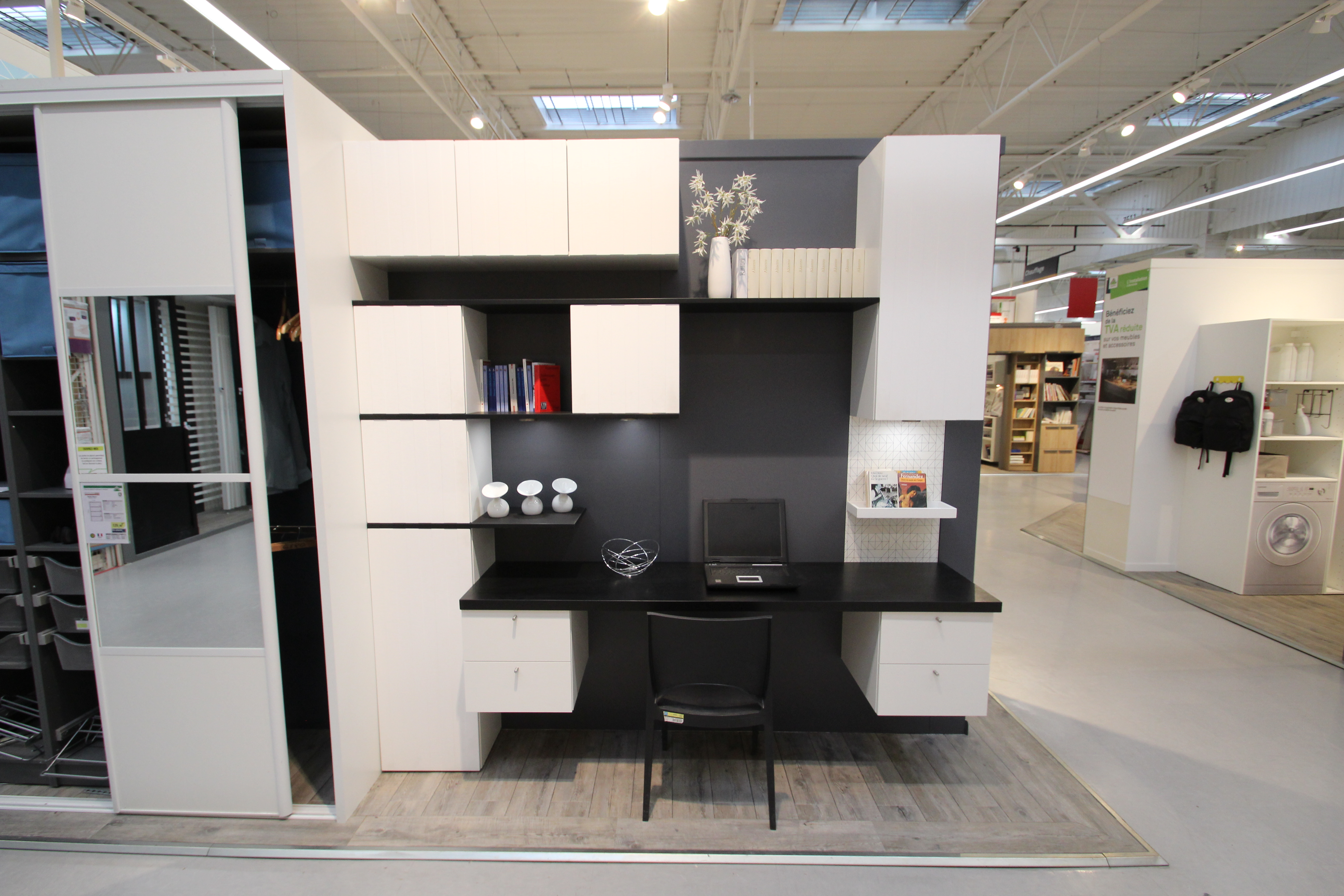 inou le leroy merlin renaa conception. Black Bedroom Furniture Sets. Home Design Ideas