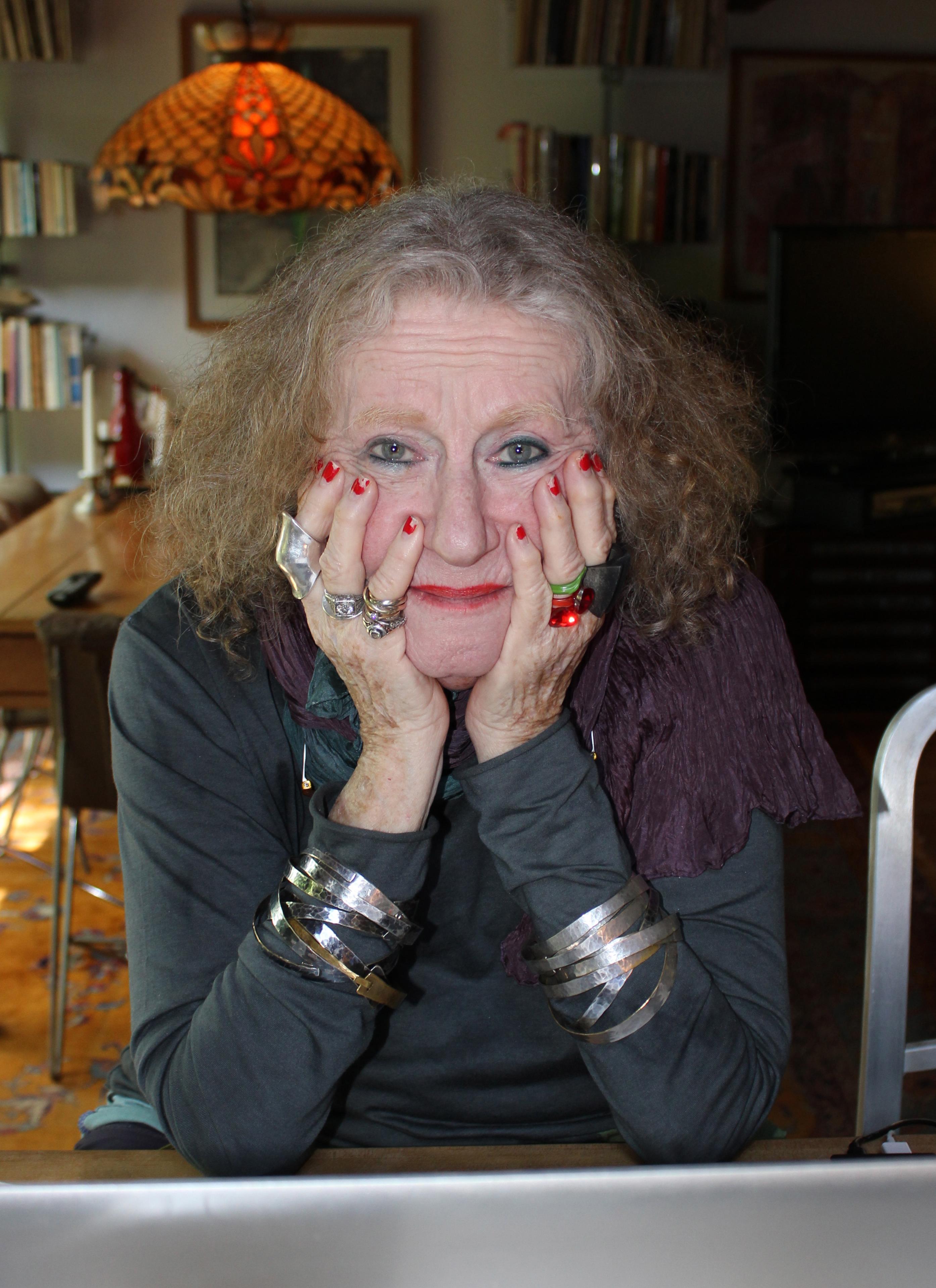 Image of Lisl Steiner from Wikidata