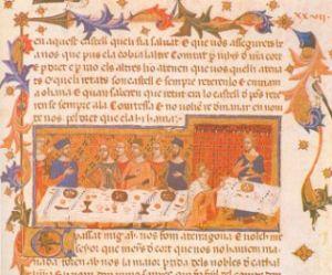 Llibre dels fets de la crònica de Jaume primer