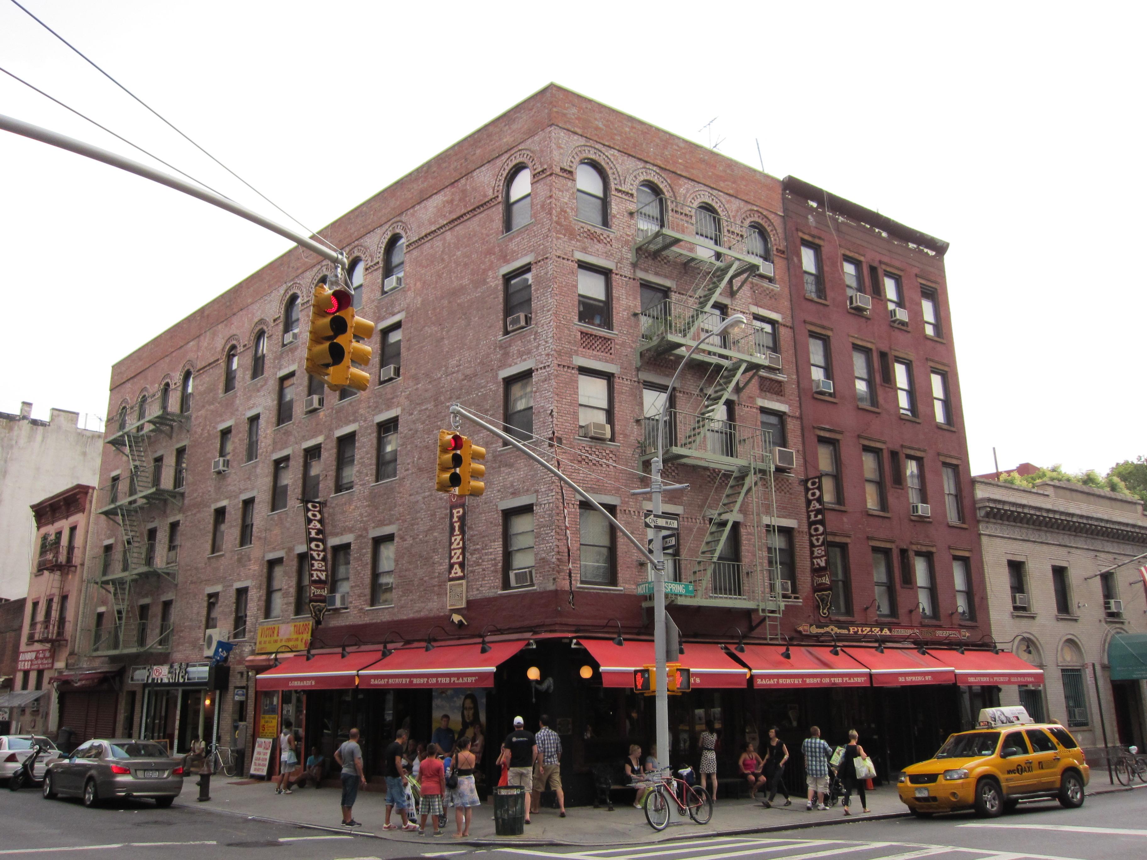 New York Pizza Kitchen Pawleys Island Menu