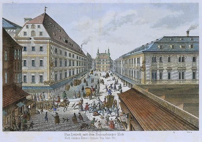 Lugeck Vienna (19 century)