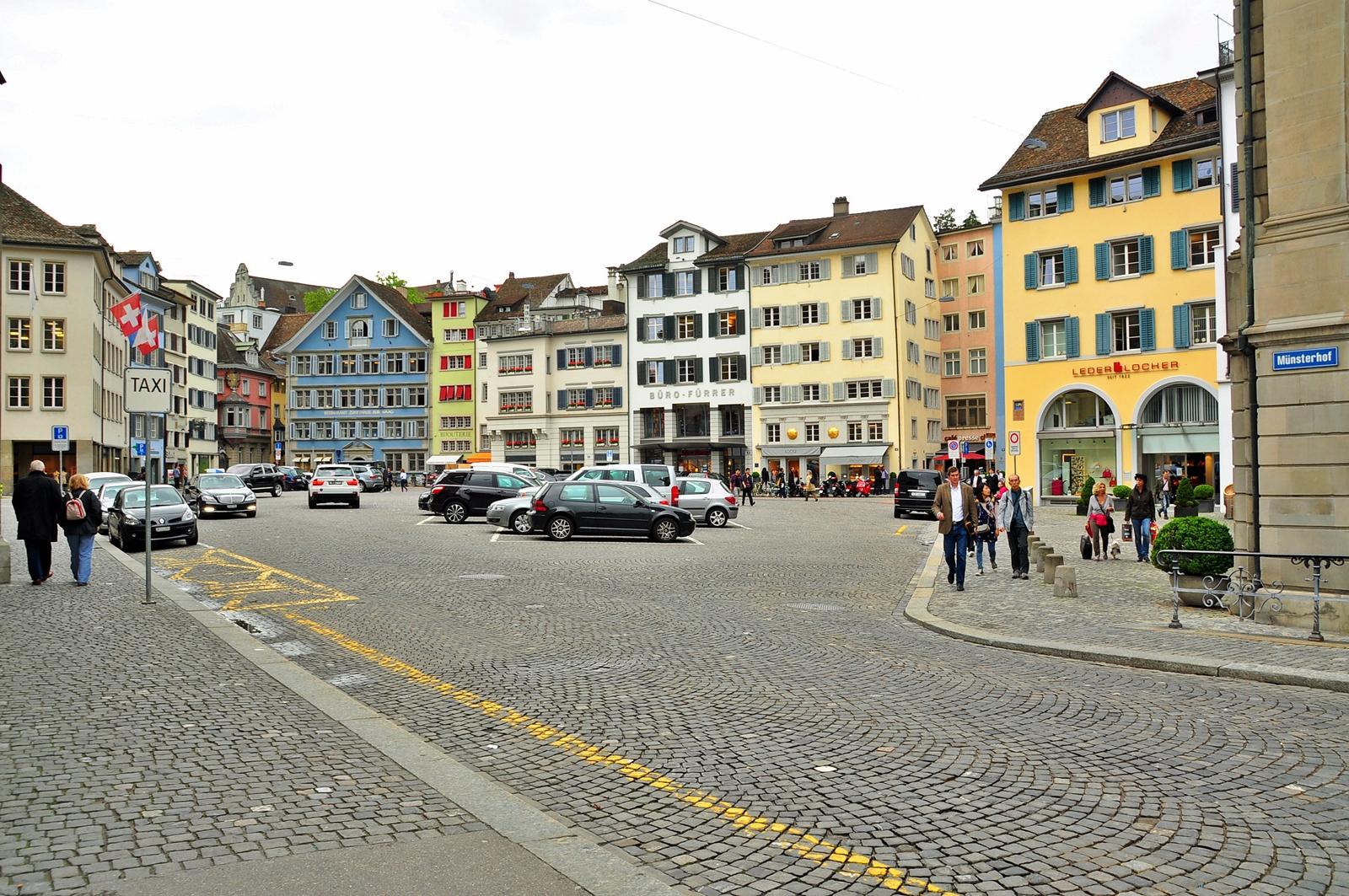 Zurich Matchmakers