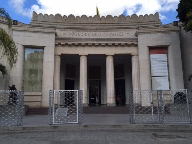 Museo de Bellas Artes (Caracas) - Wikipedia