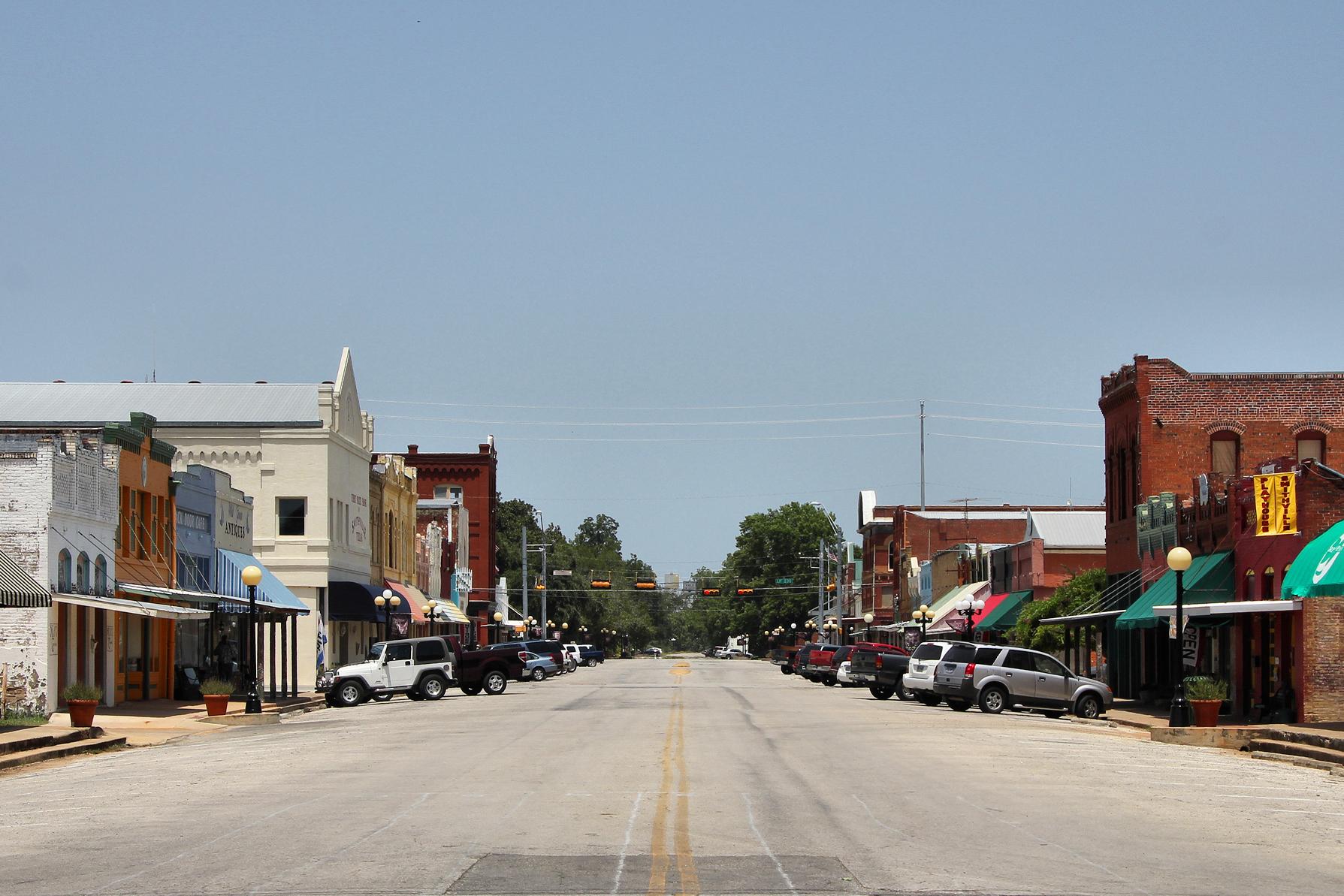 اسمیتویل، تگزاس
