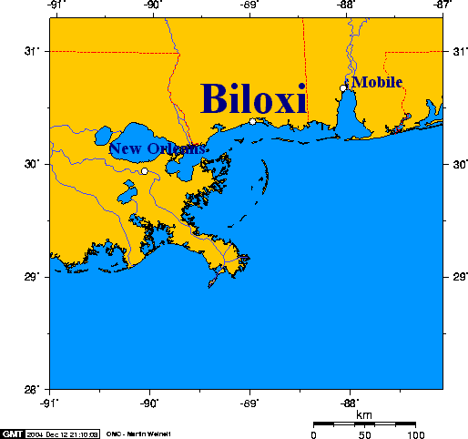 File Map Of Biloxi And Mississippi Coast Png Wikimedia Commons